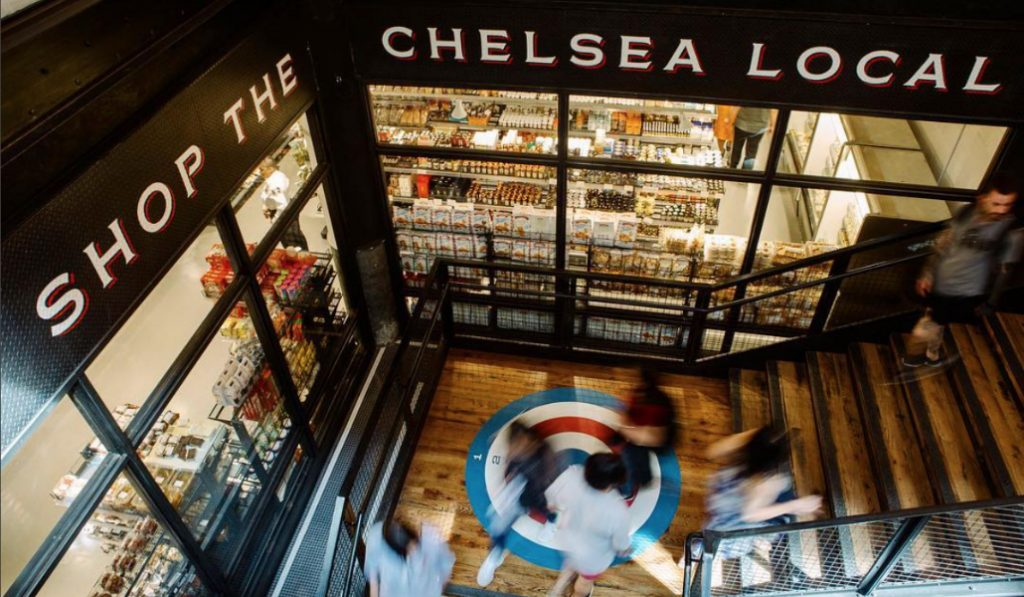 Chelsea Market Opens a Second Floor Just for Locals