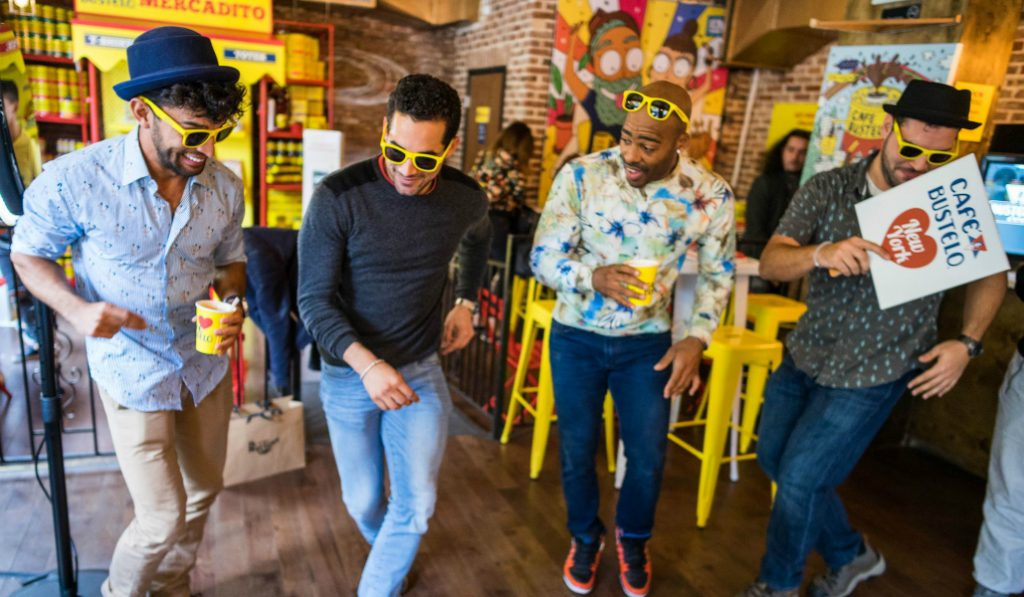 Get Your Weekend Cafecito at Cafe Bustelo's NYC Pop-Up