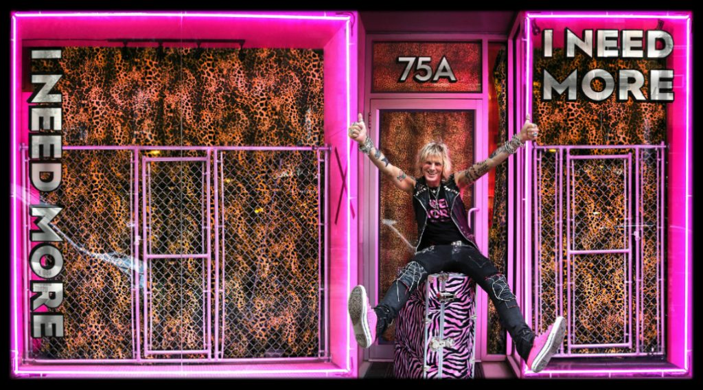Jimmy Webb's Rock'N'Roll Lifestyle Boutique Opens in LES
