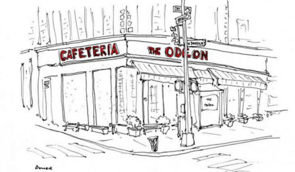 Local Artist Can Draw Every Restaurant in NYC in Less Than a Year