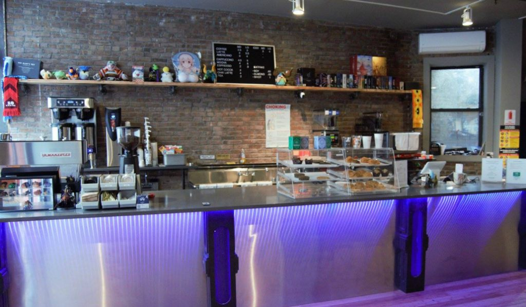 New LES Cafe is a Late-Night Haven for Gamers