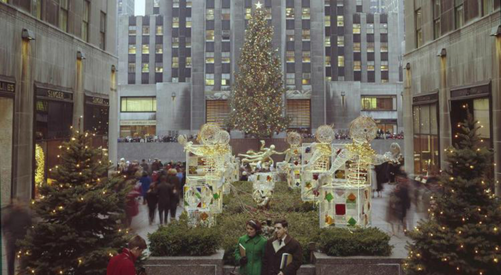 22 Mesmerizing Historical Photos Of Christmas In New York City
