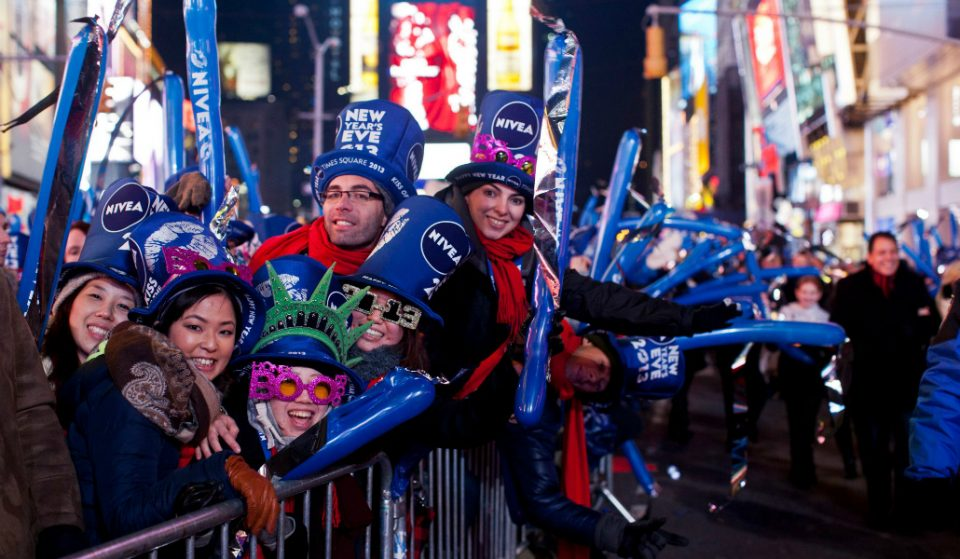 New Year's Eve May be Top 3 Coldest in NYC History!