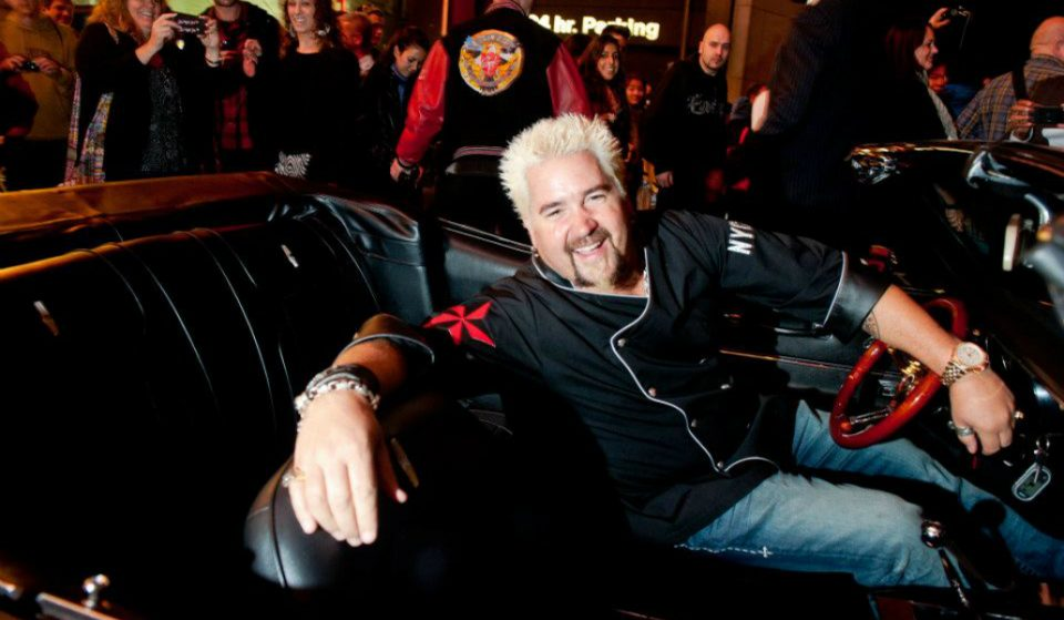 Next up, NOT Flavortown. Guy Fieri to Close NYC Restaurant on New Year's Eve