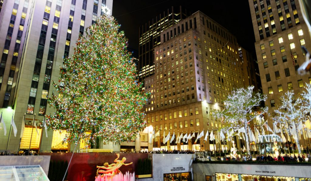 Team USA Opens First NYC Pop-Up Shop in Rockefeller Center Ahead of Winter Games