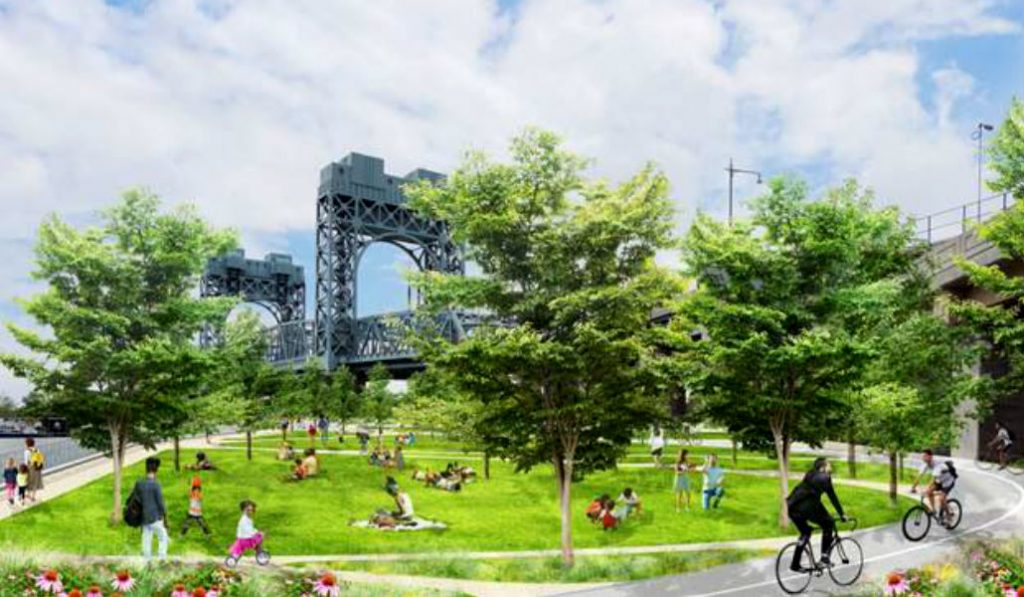East Harlem will Soon get a Beautiful Seven Achre Waterfront Park