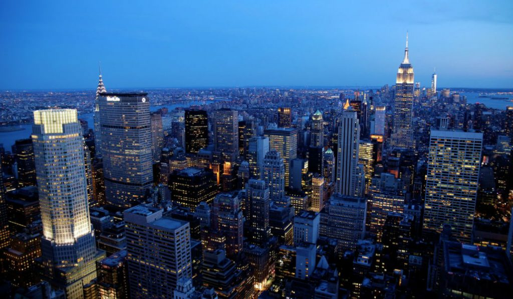 NYC is the Greatest City in the World? Not Anymore Apparently