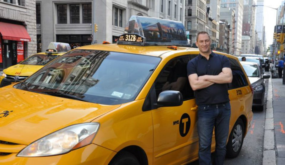 'Cash Cab' is Officially Back on the Streets of NYC…with Celeb Guests!