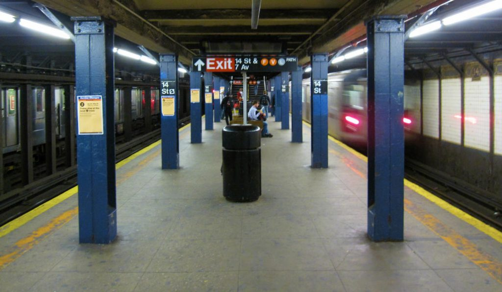Holiday Gift? The MTA Will Sell You Used Trash Can For $300