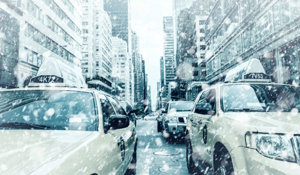 NYC Will Get More Snow This Weekend, Because Apparently Spring Is a Myth