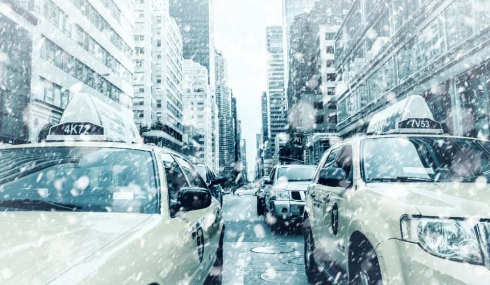 Winter Storm Expected to Coat NYC with Six Inches of Snow Tomorrow