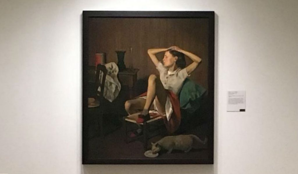 Met Won't Remove Controversial Painting Despite 9k Strong Petition