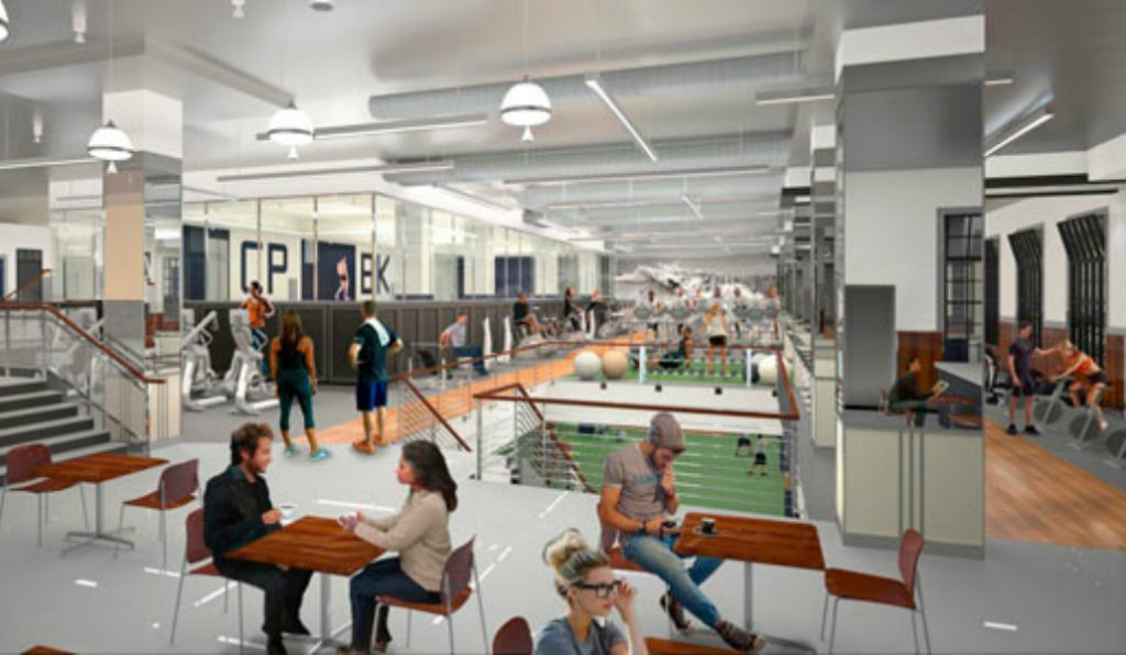 Enormous New Downtown Brooklyn Gym Will be 52,000-Square-Feet!