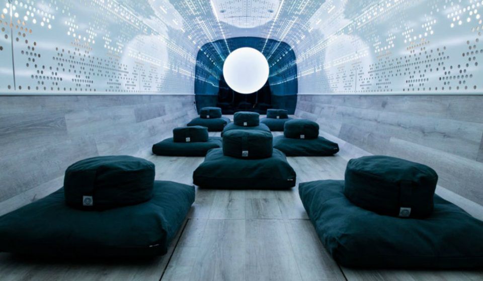 NYC's First Mobile Meditation Studio Hits the City Streets This Week