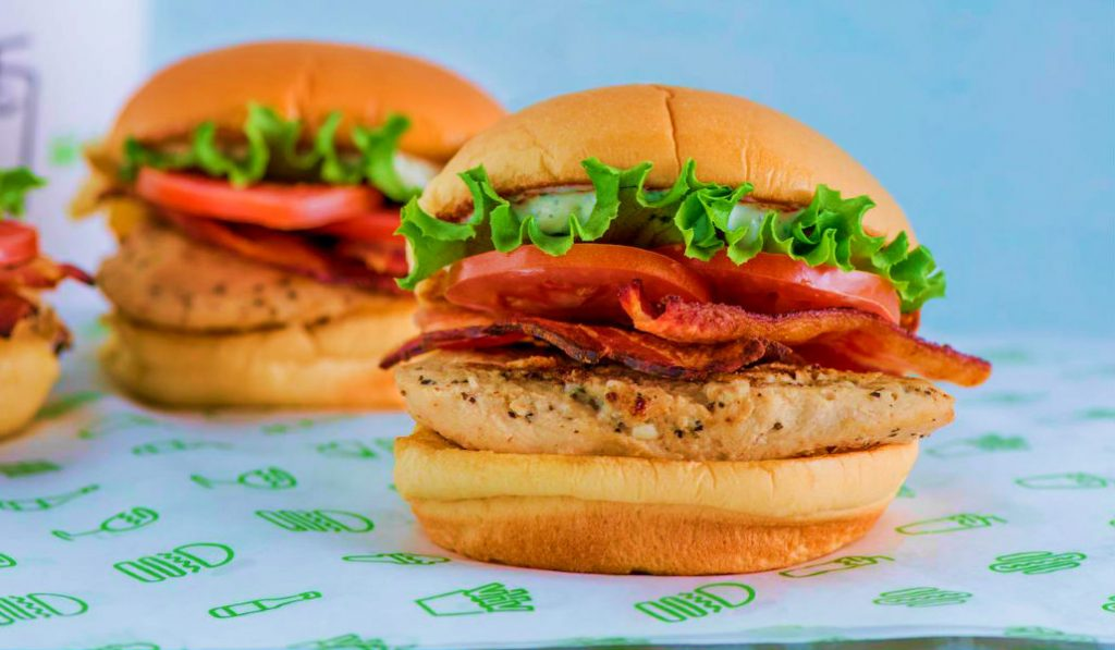 Brooklynites are Guinea pigs for Shake Shack's New Sandwich