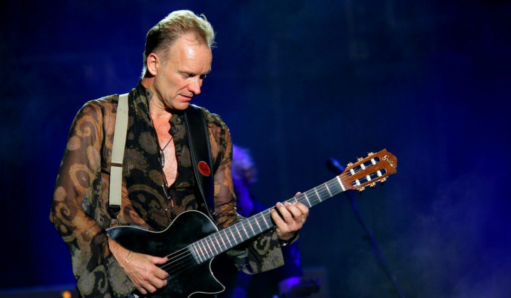 Sting Pays Homage to American Artist With Immersive Performance at the MET