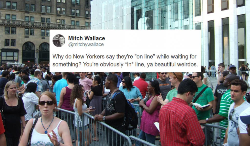21 Burning Questions Twitter has for New Yorkers