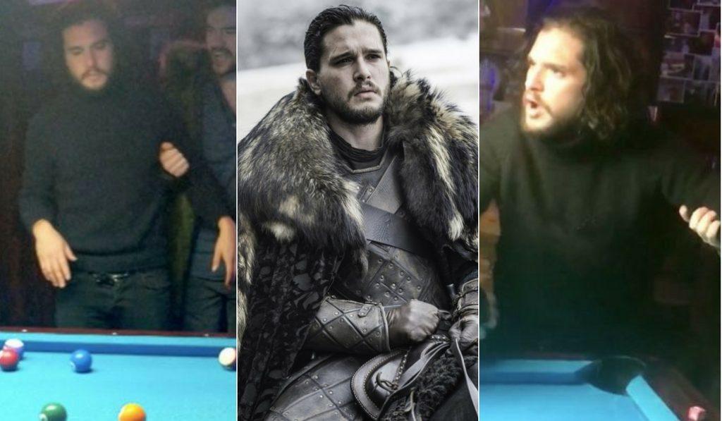 Kit Harington (Jon Snow) Dragged out of an NYC Bar for His Drunken Behavior