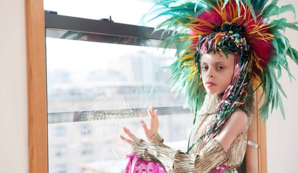 This 10-Year-Old 'Drag Kid' Just Founded NYC's First Drag Club for Kids