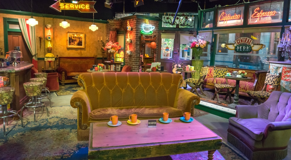 'Central Perk' Coffee Shops May Finally Become an NYC Reality!