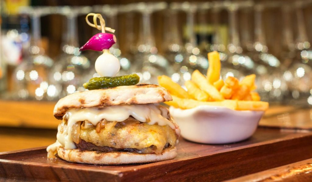 You Need to Try This Mouth Watering Burger
