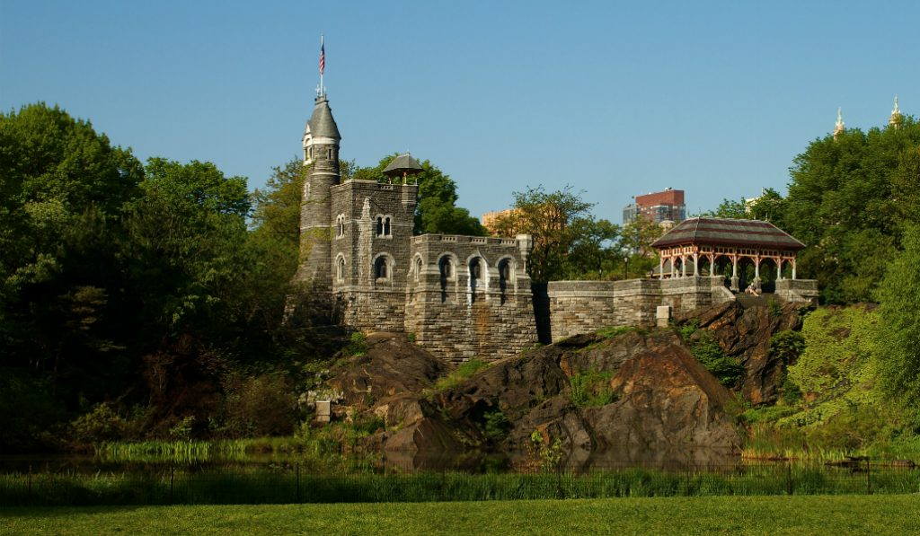 The Castle in Central Park Will Close Monday for the Year!