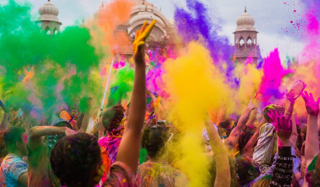 Holi is Almost Here! This is Where You Should Spend it in NYC