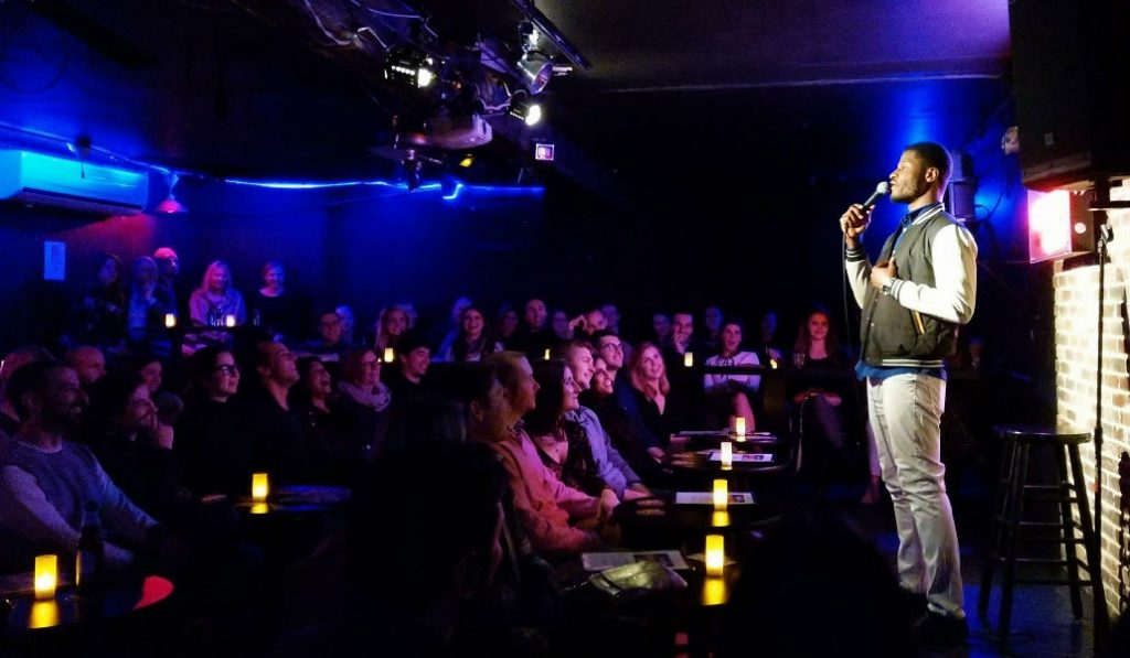 The Top 5 Side-Splitting Stand Up Comedy Shows in NYC