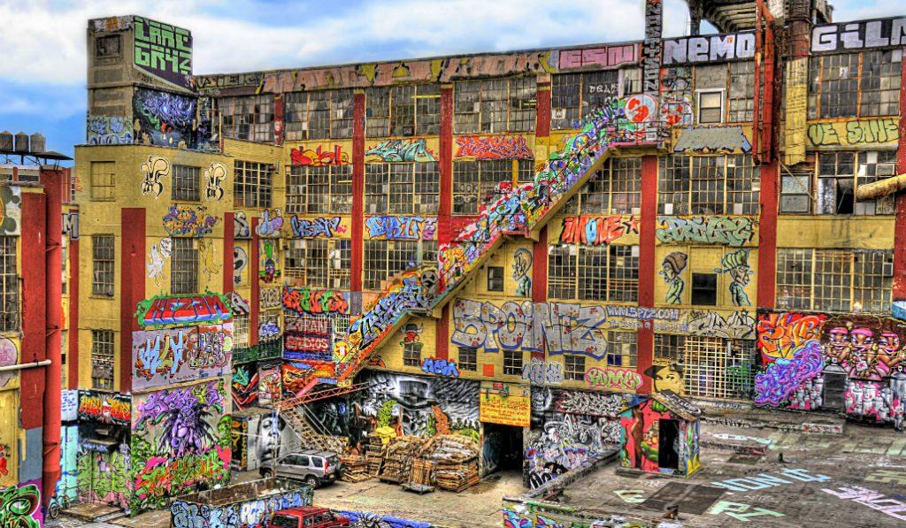 NYC Judge Awards 5Pointz Graffiti Artists $6.7 Million