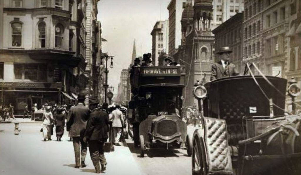 Would You Survive the 1870's in NYC? Let's See…