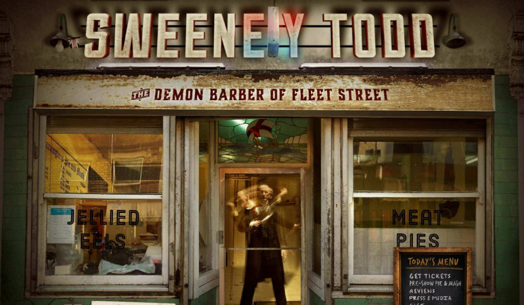 'Sweeney Todd' Pie Shop Will Serve a Special V-Day Cake Next Week