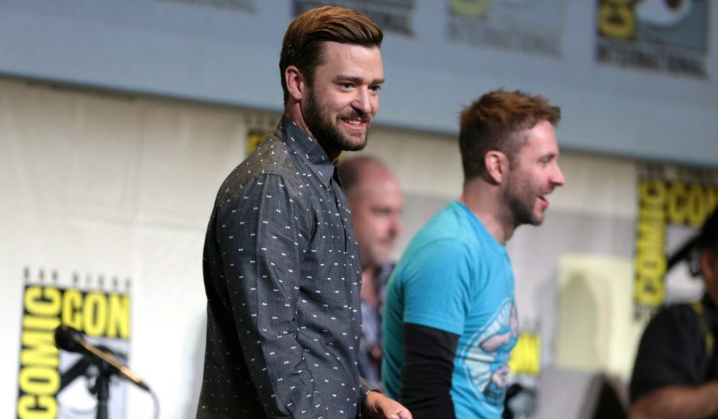 Justin Timberlake Opens Exclusive MOTW Pop-Up in SoHo
