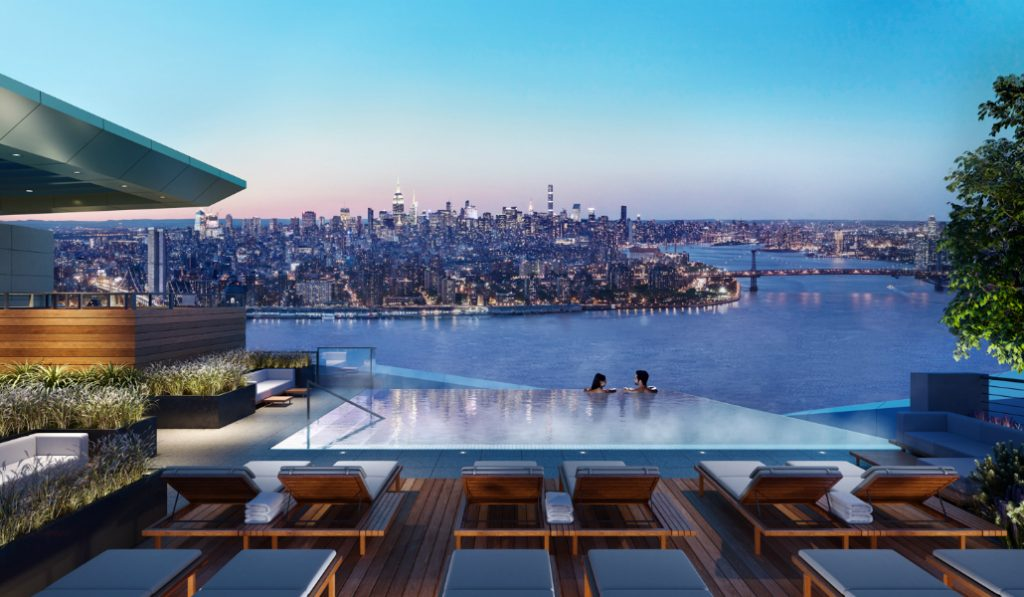 Highest Rooftop Pool in the Western Hemisphere Will be in NYC
