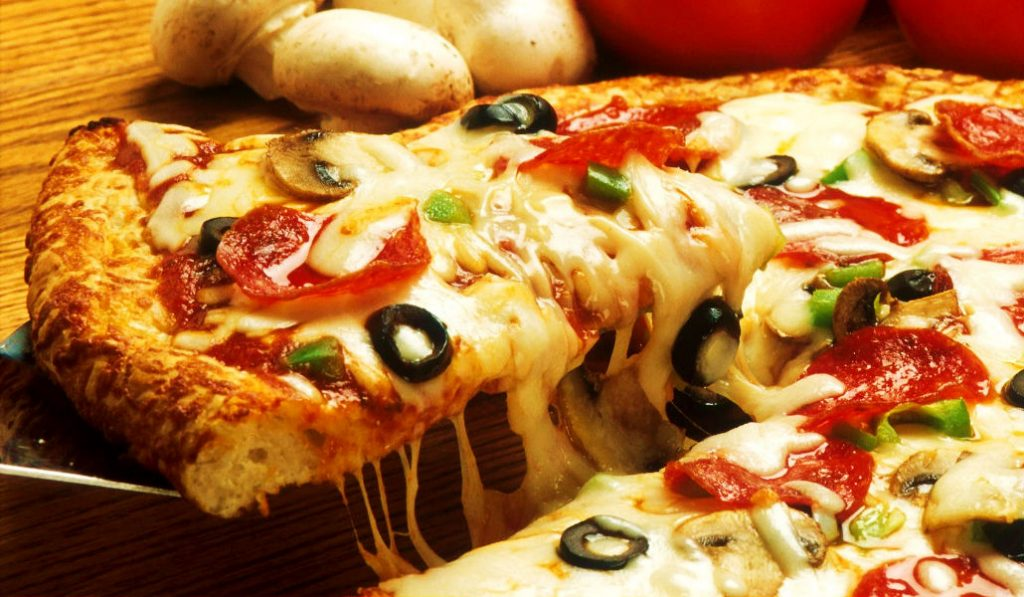 One U.S. City Loves Pizza Way More Than New York