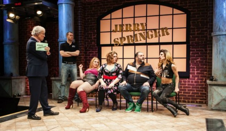 Off-Broadway's New 'Jerry Springer—the Opera' Brings Day-Time Talk Show to NYC