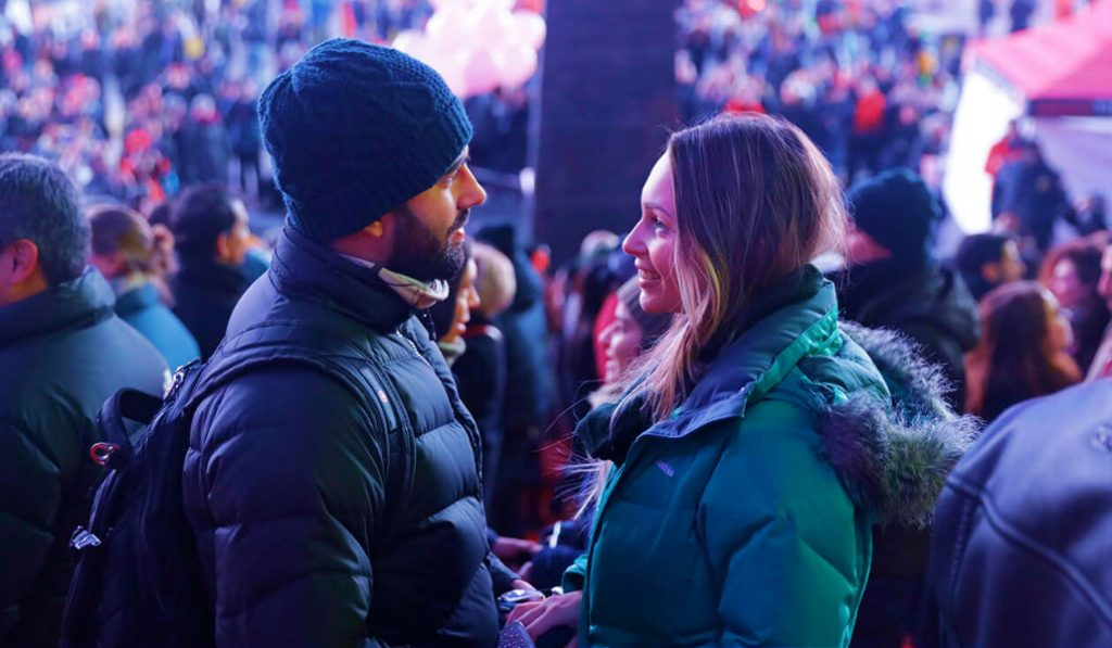 Renew your Marriage Vows in Times Square on Valentine's Day