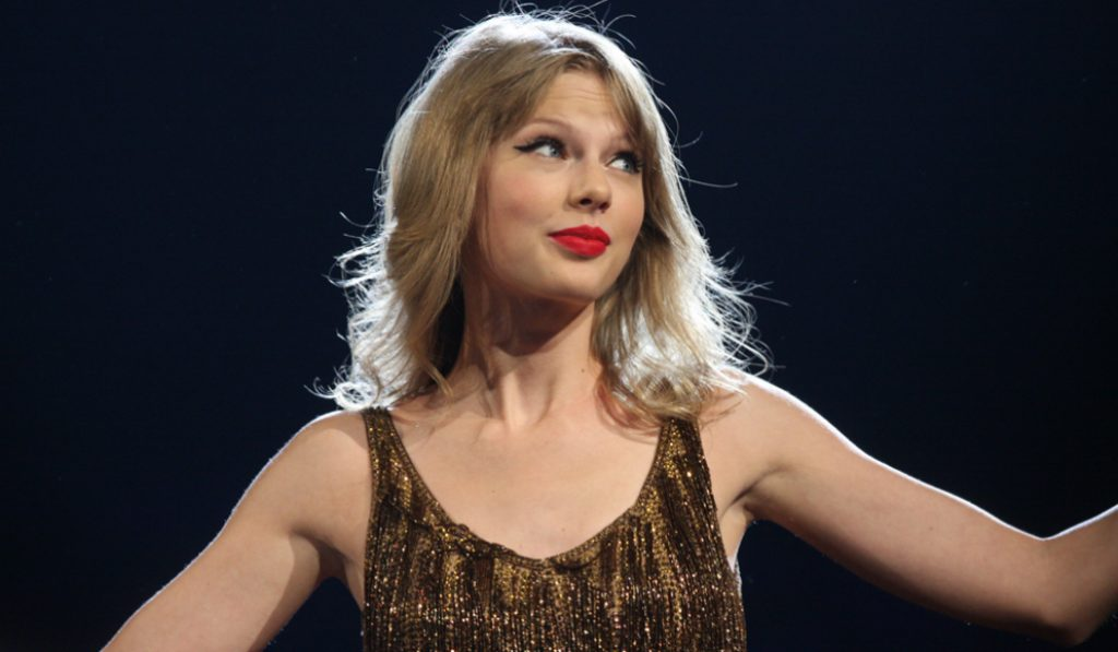 A Taylor Swift Exhibit Opens in New Jersey Next Weekend