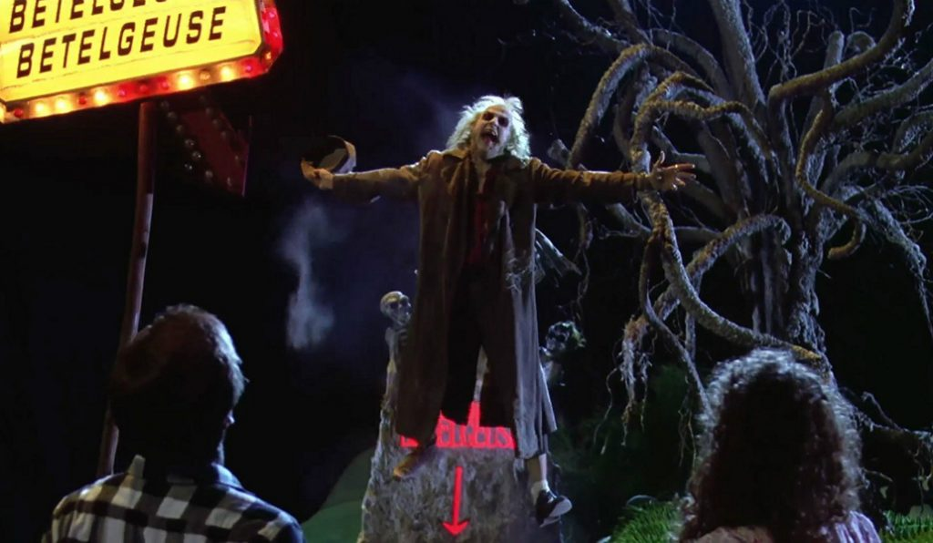 'Beetlejuice' Has Officially Been Summoned to Broadway