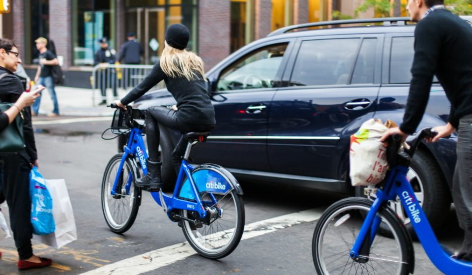NYC Cyclists are Now Legally Allowed to Run Red Lights at 50 Intersections