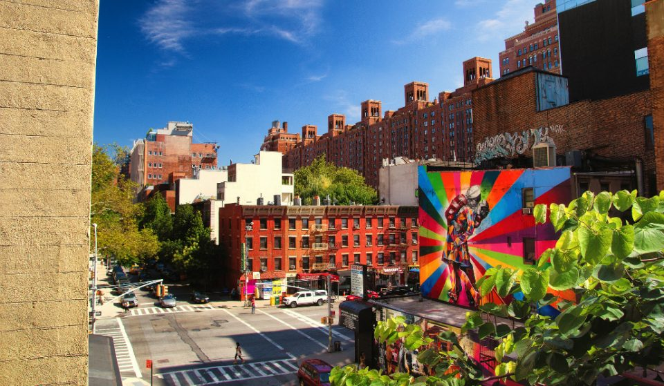 A Groovy 60's-Themed Bar is Coming the High Line, With Salvador Dali Originals