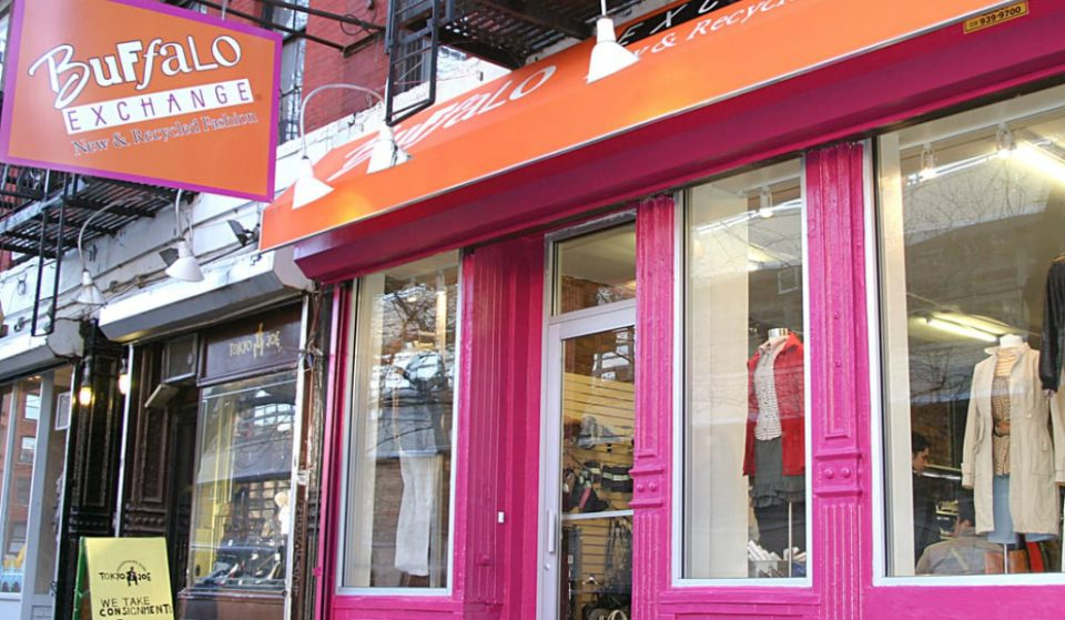 Your Favorite NYC Thrift Store is Selling Clothes for $1 This Month