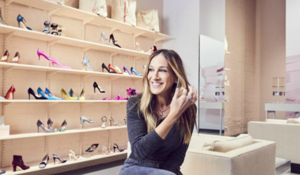 SJP Re-opens Her Shoe Pop Up Just In Time For Spring