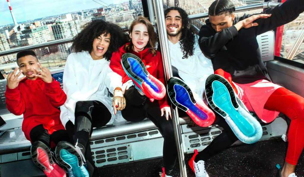 Nike Opens NYC Gallery Today Inspired by Air Max 270 Celebrating the Next Generation