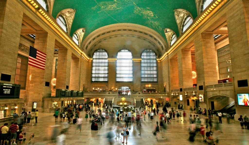 Stella Artois Is Hosting An Interactive Installation In Grand Central