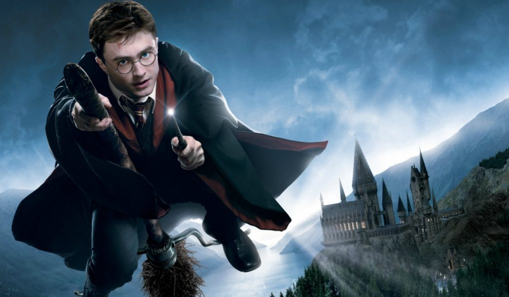 Find The Golden Snitch At This Harry Potter Themed Scavenger Hunt