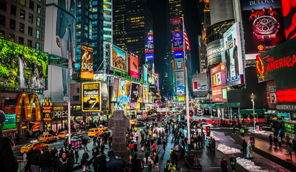 NYC Hits All-Time High for Tourism in 2017