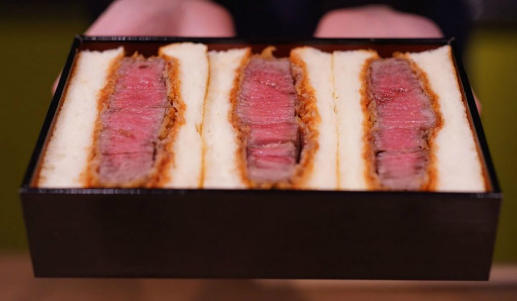 This Wagyu Sandwich Shop is the Fanciest Takeout Spot in FiDi