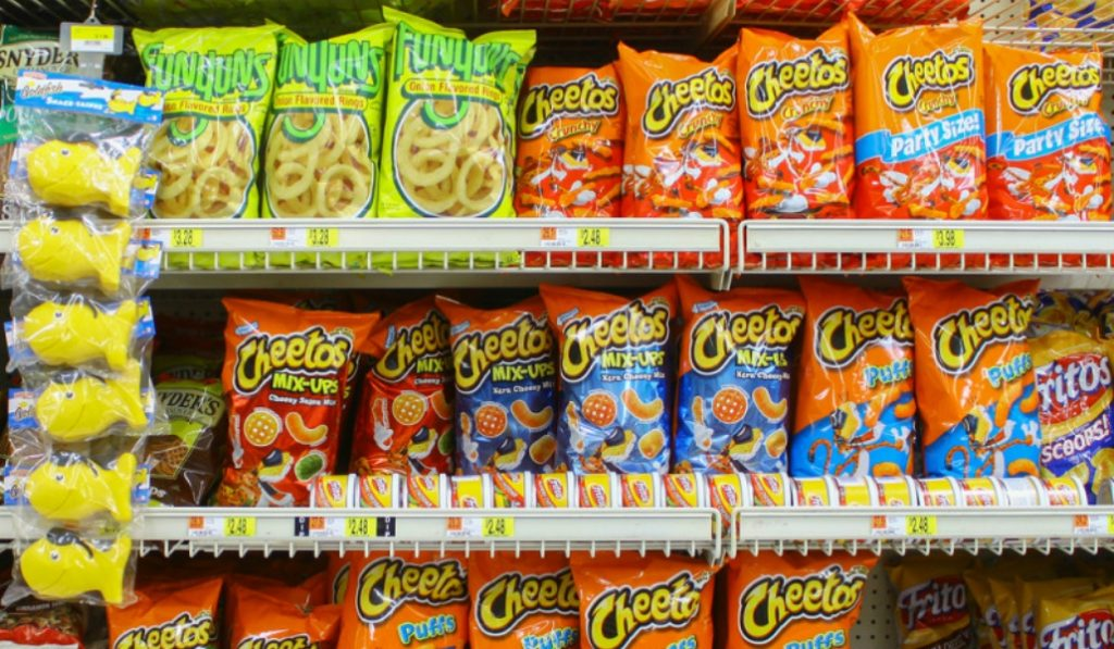 New York Is Experiencing A Cheetos Shortage