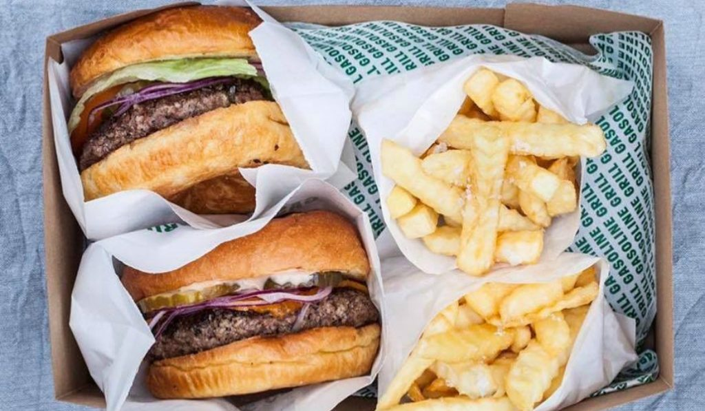 Get Your Free Burger This Weekend In Grand Central