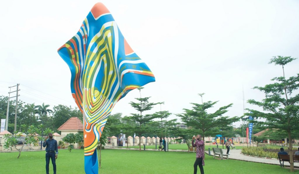 Wind Sculpture Installation to Debut This Week